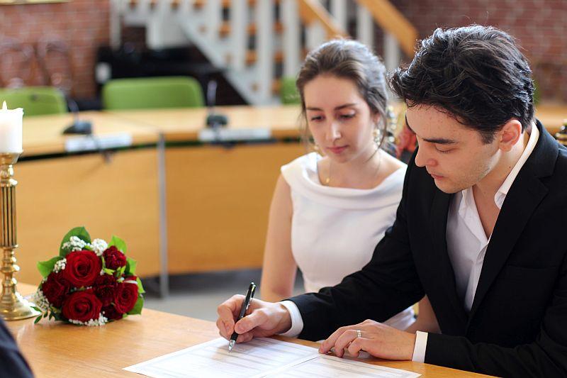 Dokumente zum heiraten in danemark