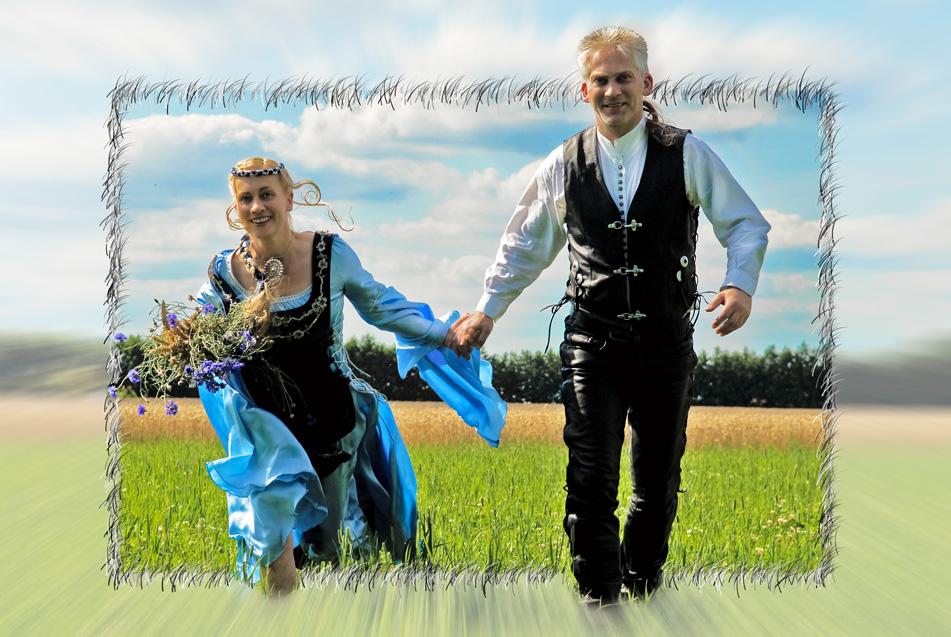 Heiraten in Dänemark 2019