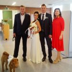 Heiraten in Dänemark Oktober 2019