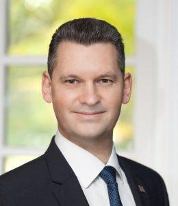 Petr Marie, брак в Дании
